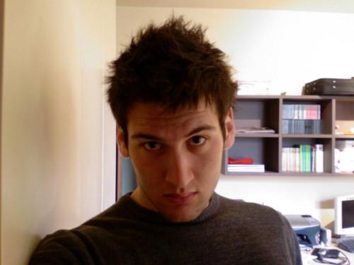 Taglio capelli tamarro