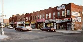 Avenue M, Brooklyn, NY, 1996