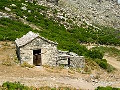 Bocca di San Giuvanni: la petite chapelle