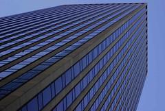 New York (ClaDae) Tags: newyork building architecture blue usa america city street york tourism travel unitedstates visual skyscrapers