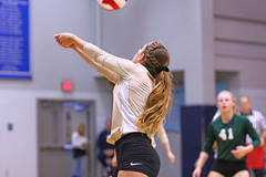 IMG_8340 (SJH Foto) Tags: girls volleyball high school york delone catholic team teen teenager bump
