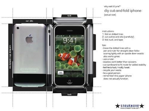 iPhone - instrucciones