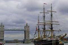 4/4 (Ronnie23) Tags: london thames towerbridge spring ship united kingdom slave zong