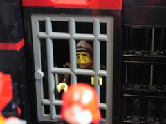 Get me out! (Josh Calvetti) Tags: castle lego contest cc shade anubis