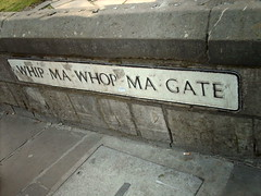 Whip-Ma-Whop-Ma-Gate (hugovk) Tags: street camera york uk greatbritain sign digital march spring gate unitedkingdom britain yorkshire whip gb hvk northyorkshire 2007 whipmawhopmagate kevt pillory hugovk exif:ISO_Speed=50 digitalcamerads5mp exif:Exposure=166 exif:Exposure_Bias=0100 exif:Aperture=300100 exif:Flash=24 ds5mp camera:Model=ds5mp camera:Make=digitalcamera exif:Orientation=1 exif:Focal_Length=770100 meta:exif=1380223719