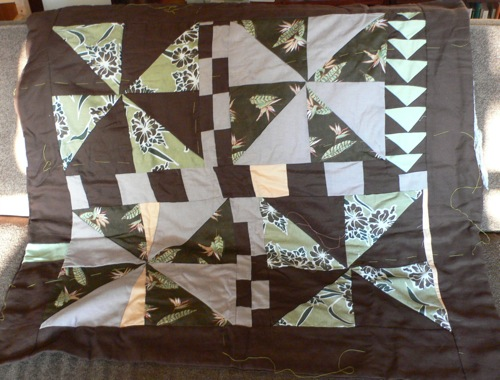 L'il Brown Quilt