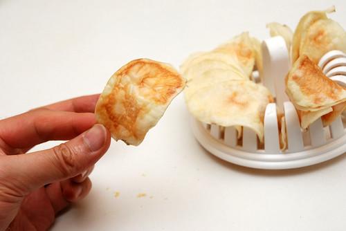 チンしてチップス