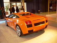 Lamborghini Gallardo V10 (Davydutchy) Tags: exhibition lamborghini carshow gallardo 2007 autorai thebiggestgroup gcar lcar
