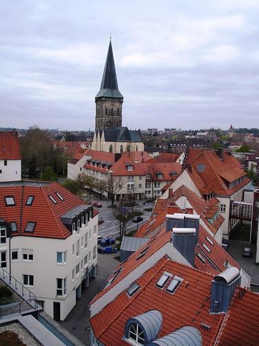 Katharinenkirche aus Richtung Neumarkt
