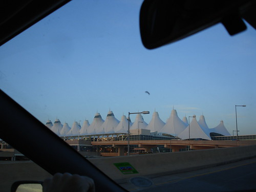 DIA from the Car