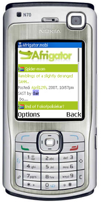 Afrigator.mobi Launches