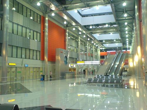 Sheremetyevo-1, Terminal C