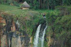 money spot (judester1213) Tags: beautiful falls hut waterfalls uganda breathtaking mbale sipi tukul payote