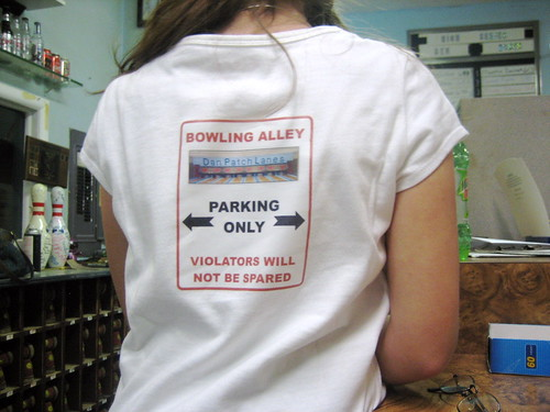 Bowling Alley Parking