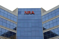 NRA HQ in Fairfax