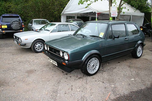 Lancia Beta Coupe/ VW Golf MK1 GTi IMG_0156 by tonylanciabeta