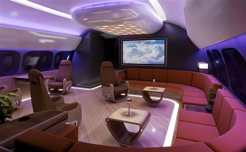 boeing 787 VIP Edition 1