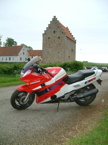 Honda CBR 1000F, Paff