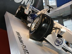 38.BMW F1.07