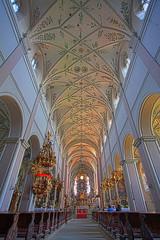 Kloster St Michael, interior