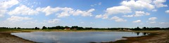 Nieuw natuurgebied (Truus) Tags: water natuur lucht planten beltrum nieuw truus gebied