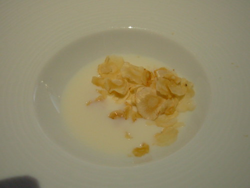 The Fat Duck - Parsnip Cereal