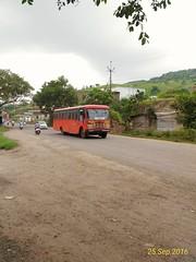 Chandgad-Kolhapur-Karad-Satara-Pune. (kunaltendulkar96) Tags: msrtc newparivartan chandgad