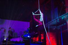 IMG_5440_adj (md93) Tags: illumination festival scottishmaritimemuseum linthouse ayrshire irvine scotland aerial acrobatics trapeze