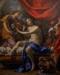 """The Toilet of Venus"", Simon Vouet, 1629 (Joey Hinton) Tags: olympus omd em1 cincinnati art museum mft m43 microfourthirds 1240 mm f28"