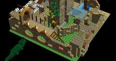 Treasure Quest6 (Isundov) Tags: lego legoideas moc legocreations