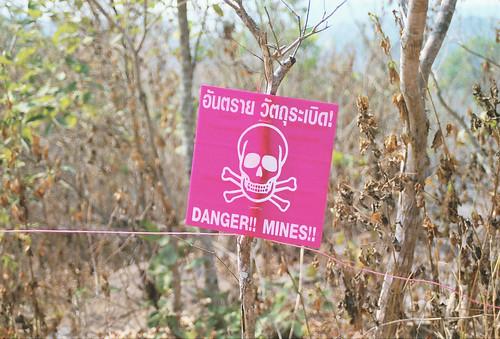 Cambodian Minefield