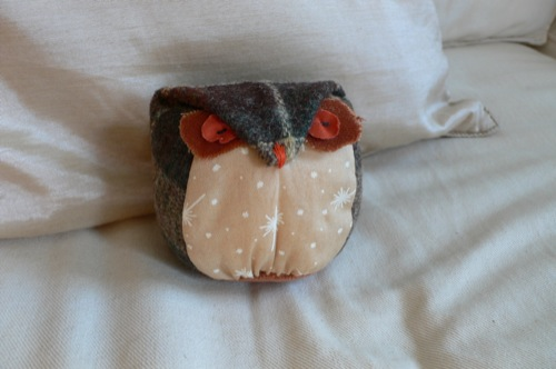 Owl for Charlie