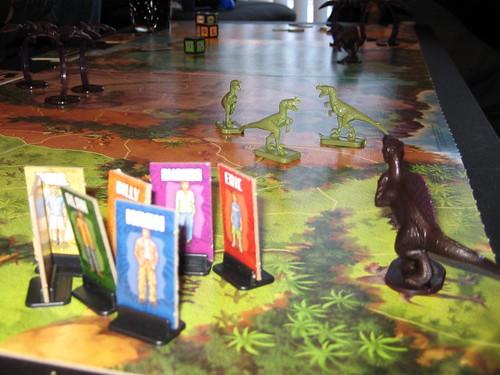 Jurrassic Park III Island Survival Game
