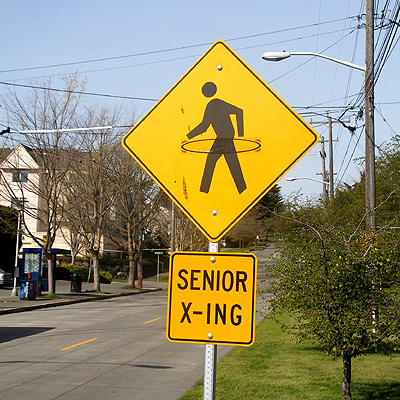 Senior X-ing