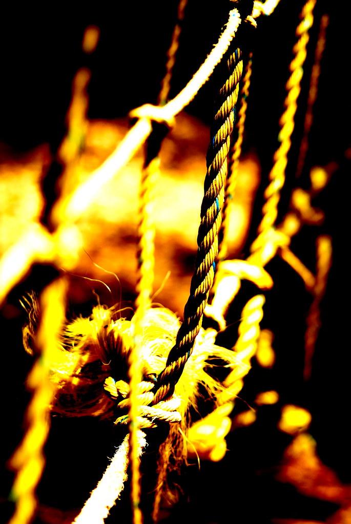Hanging...