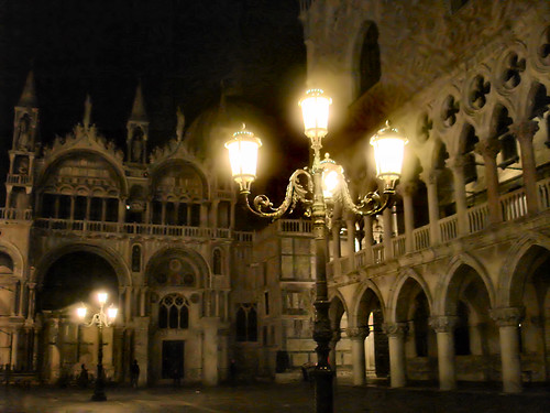The magic of Venice