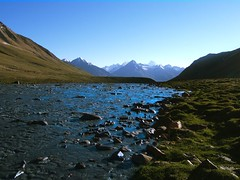 Broghil, a view from Bariband Gaj! (Kaafoor) Tags: trip travel blue pakistan summer lake beauty north visit best valley pakistani adeel iloveit broghil northernarea flickrsbest theworldsbest greaan karomber isawyoufirst ilovetraveling ihavebeentothisplace