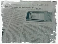 Nokia N95: Dieses Handy ist ein Multimedia-Computer