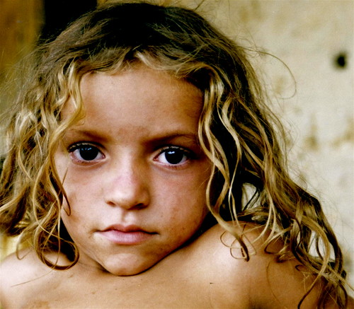 Pretty & Very Poor Girl - Cear/Brazil