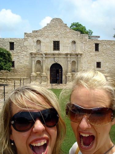 The Freaking Alamo!