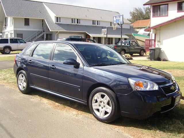2006 malibu chevy maxx