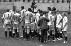 Muddy England Recuperates (murky) Tags: england scotland rugby union twickenham internationalrugby rugbyunion saxons churchillcup englandsaxons englanda scotlanda