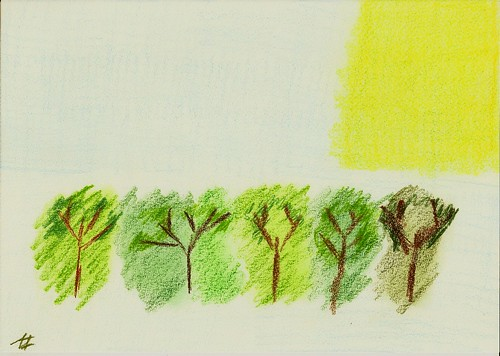 Color tree second blend 1th sketch