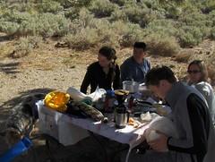 Breakfast (Brianz) Tags: rockclimbing tuolumnemeadows
