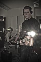 _DSC0053 (Siggidóri) Tags: music students studio drums raw nef bass guitar recording lightroom electricbass recordingsession bassi gítar adobergb hljómsveit nemendur upptökur trommur hljóðver musicstudents samspil tónlistarskólireykjanesbæjar