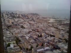 North Beach from Coit Tower