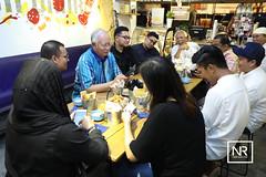 Mari berjumpa Mari Berhubung ( MBMB) Kilang Bateri,Tampoi,Johor.5/12/16 (Najib Razak) Tags: mari berjumpa berhubung mbmb kilang bateri tampoi johor