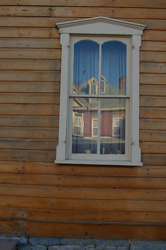 Old Window, Main Street