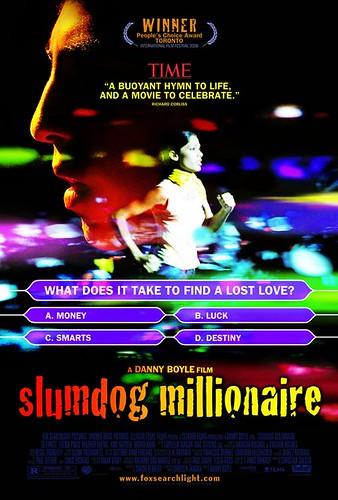 #121 Slumdog Millionaire