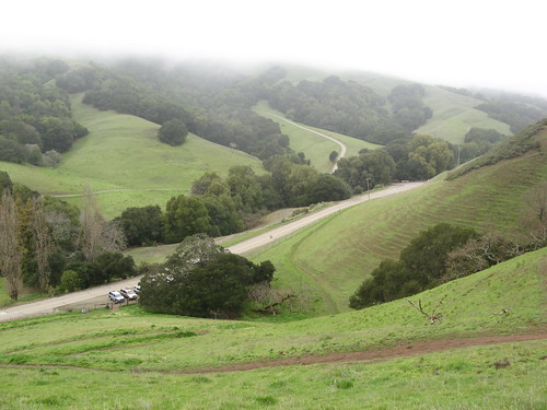 Chamise Trail, Las Trampas Wilderness